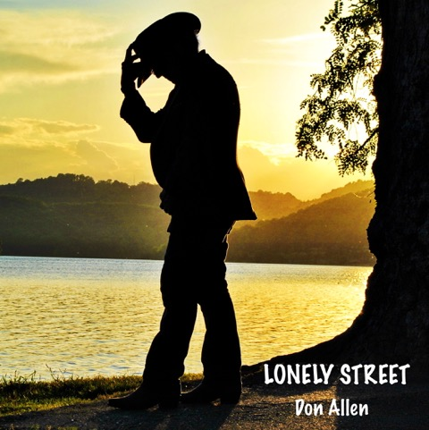 Lonely street single cover 2
