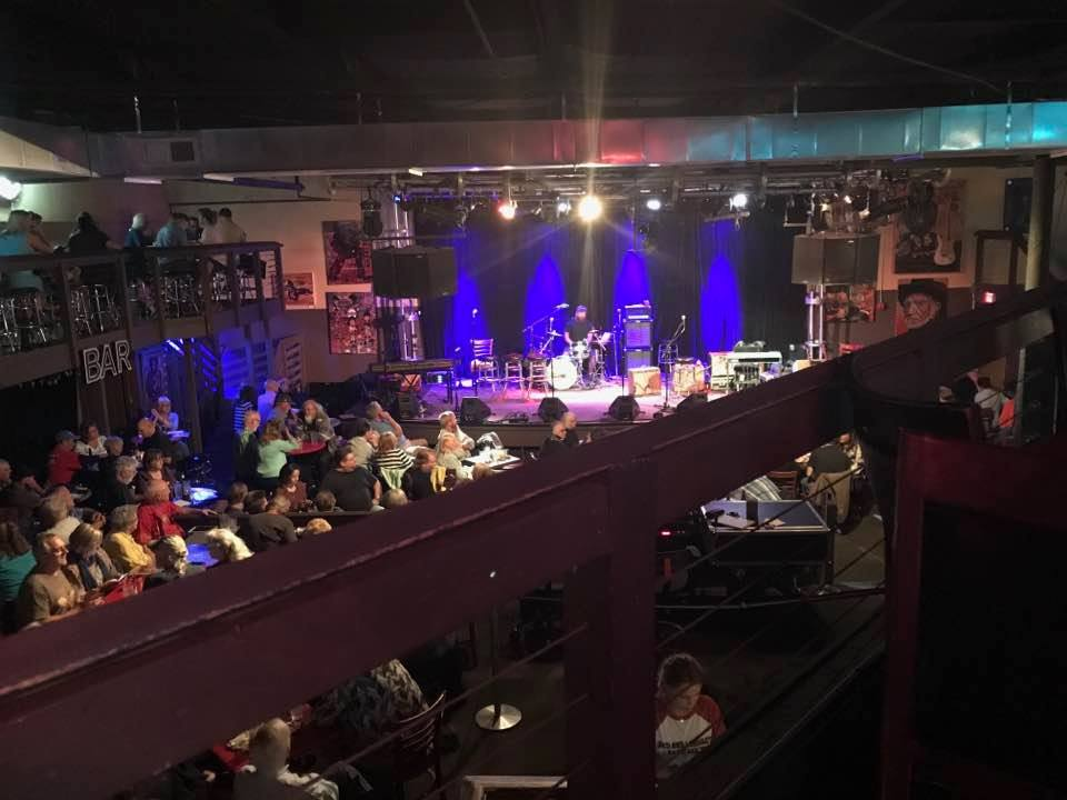 timejumpers concert